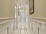 Fototapety Hall classic style