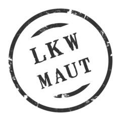 sk241 - Stempel Rund - Lkw-Maut - kfz2 g2729