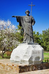 Monument of Saint Apostle Andrew in Chersonesos Taurica