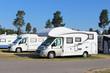 Wohnmobil auf dem Campingplatz - 75138251
