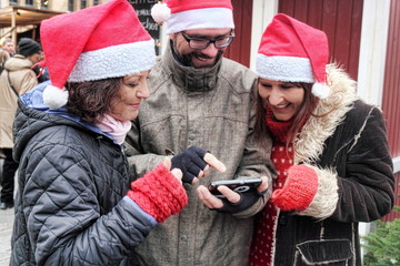 Weihnachtsfreude
