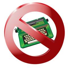 stop al giornalismo