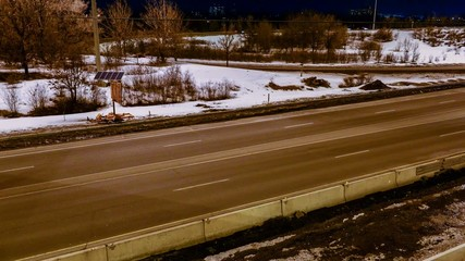 Fork In The Road - HWY 417