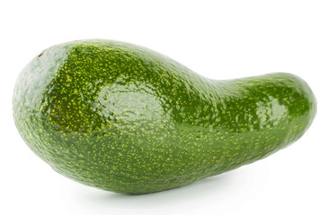 Ripe avocado green healthy