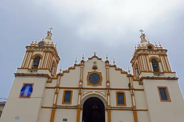 Iglesia Catedral Santiago Apostol in Santiago in Panama.