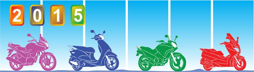 MOTO CROSS ET SCOOTER 2015