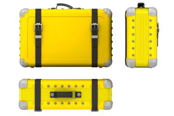 Жёлтый чемодан