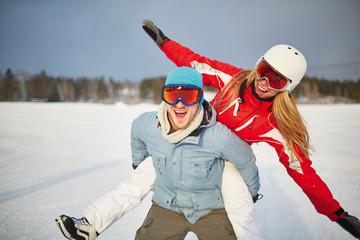 Happy winter vacations