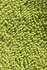 Beautiful backdrop green carpet fiber.