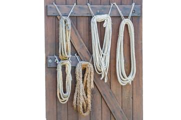 Verschieden Seile