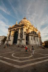 Chiesa di Santa Maria della Salute, Venezia, Veneto, Italia