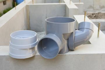 新築住宅の水道工事