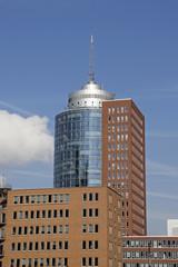 Hanseatic Trade Center in Hamburg, Deutschland