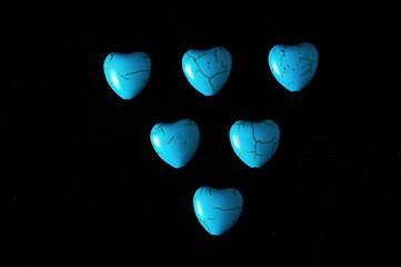 Blue Howlite Turquoise Gem Stone