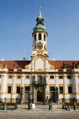 Loreta church in Prague