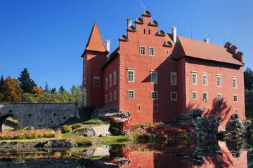 Cervena Lhota Castle