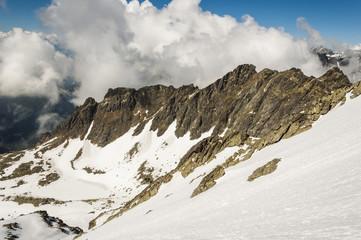 Ridge in Tatras