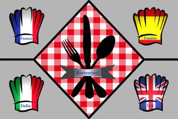 Cuisine Gastronomique Européenne