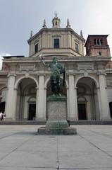 Milano - Chiesa di San Lorenzo - Parco delle Basiliche