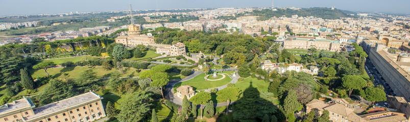 Giardini Vaticani (Vatikanische Gärten)