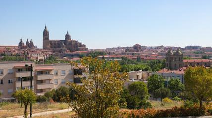 View on Ciudad Rodrigo, Spain.