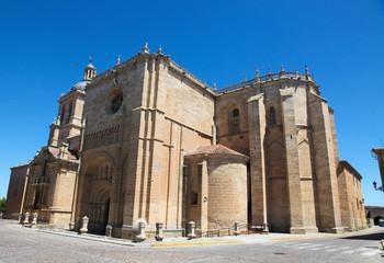 Church of Ciudad Rodrigo, Spain