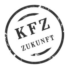 sk287 - KFZ-Stempel - Kfz Zukunft kfz48 g2775