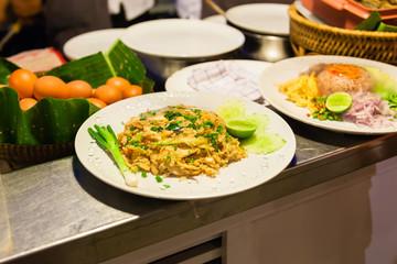 Food court in Thailand