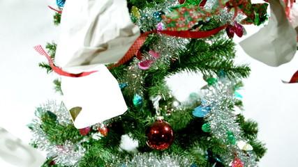 ёлочка с подарками