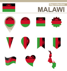 Malawi Flag Collection