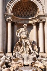 Trevi Fountain. Rome - Italy