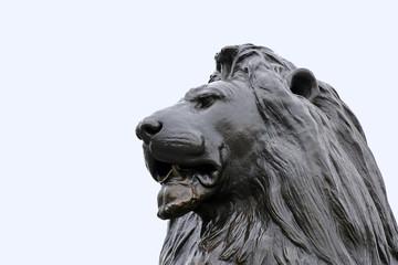 Leones de Trafalgar Square