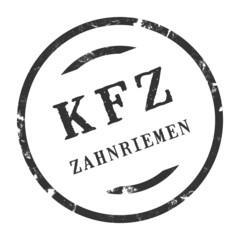sk308 - KFZ-Stempel - Kfz Zahnriemen kfz69 g2796