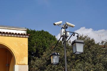 Überwachung!