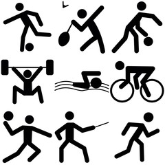 Спорт навсегда