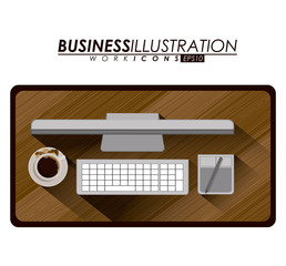 Business design,vector illustration.