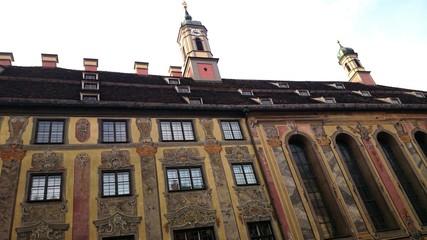 Historische Fassade landsberg