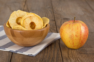 Mele secche + mela