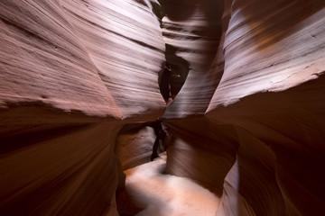 Antelope Canyon detail, Arizona