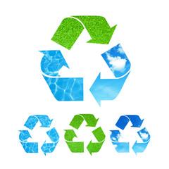 Ecological symbol