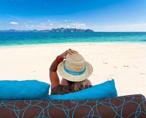 vacances en Thaïlande, Tup Island