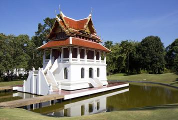Тайланд. В храмовом комплексе Ват Ян.