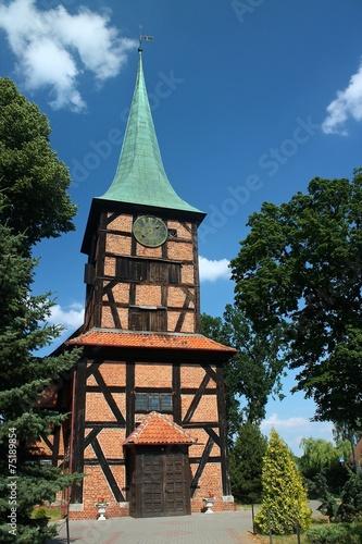 Holzkirche Stegna Polen