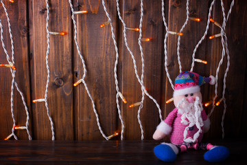 Decorative christmas background