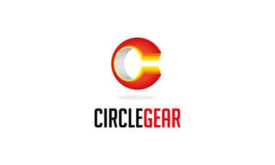 Circle Gear Logo