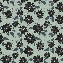Spring Seamless floral pattern.