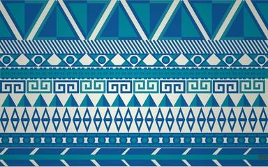maya texture motif