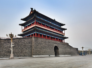China Tiananmen Zhengyangmen Gate