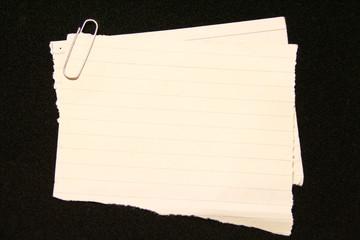 Papier texture fond