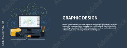 Web design concept - 75193466